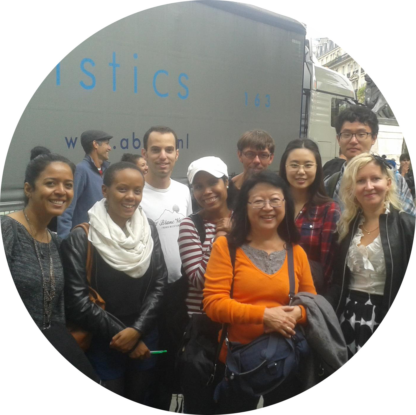 MyFrenchLife™ - learning French in Paris - Alliance Francaise students