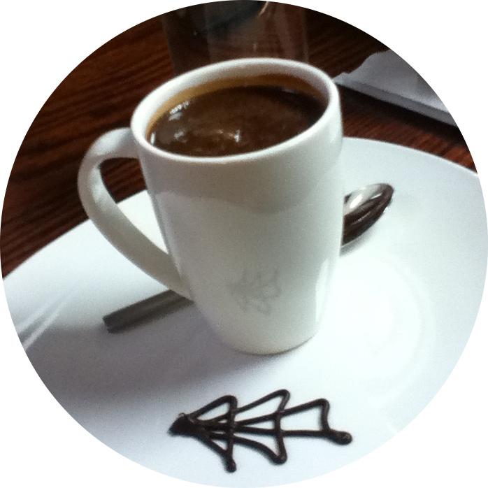 MyFrenchLife™ - hot chocolate Paris - Parisian hot chocolate