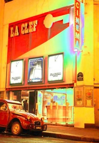 MyFrenchLife™ - Paris historical cinemas - La Clef