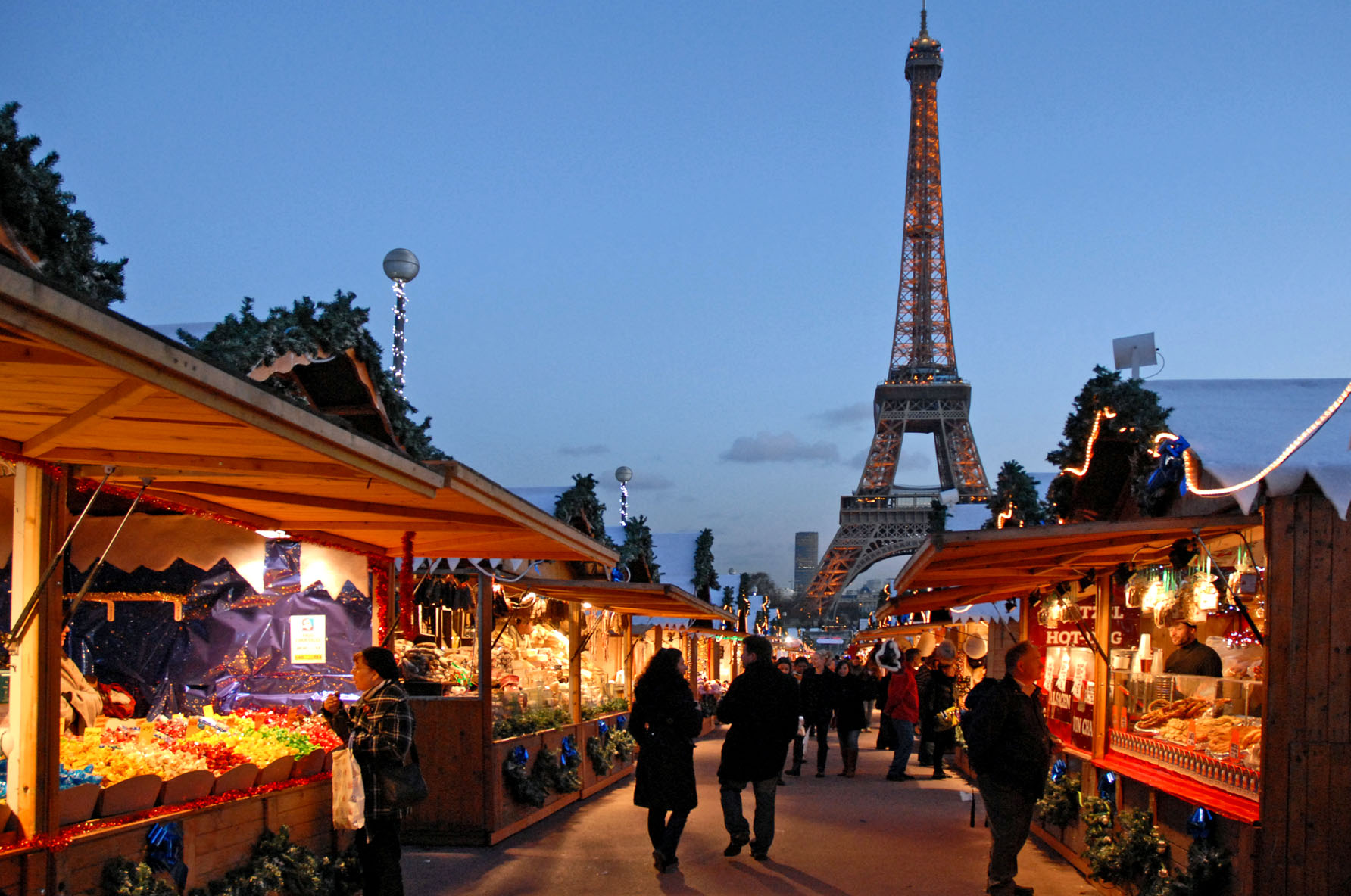 MyFrenchLife™ – MyFrenchLife.org – Paris in December – what's on - Paris Christmas markets