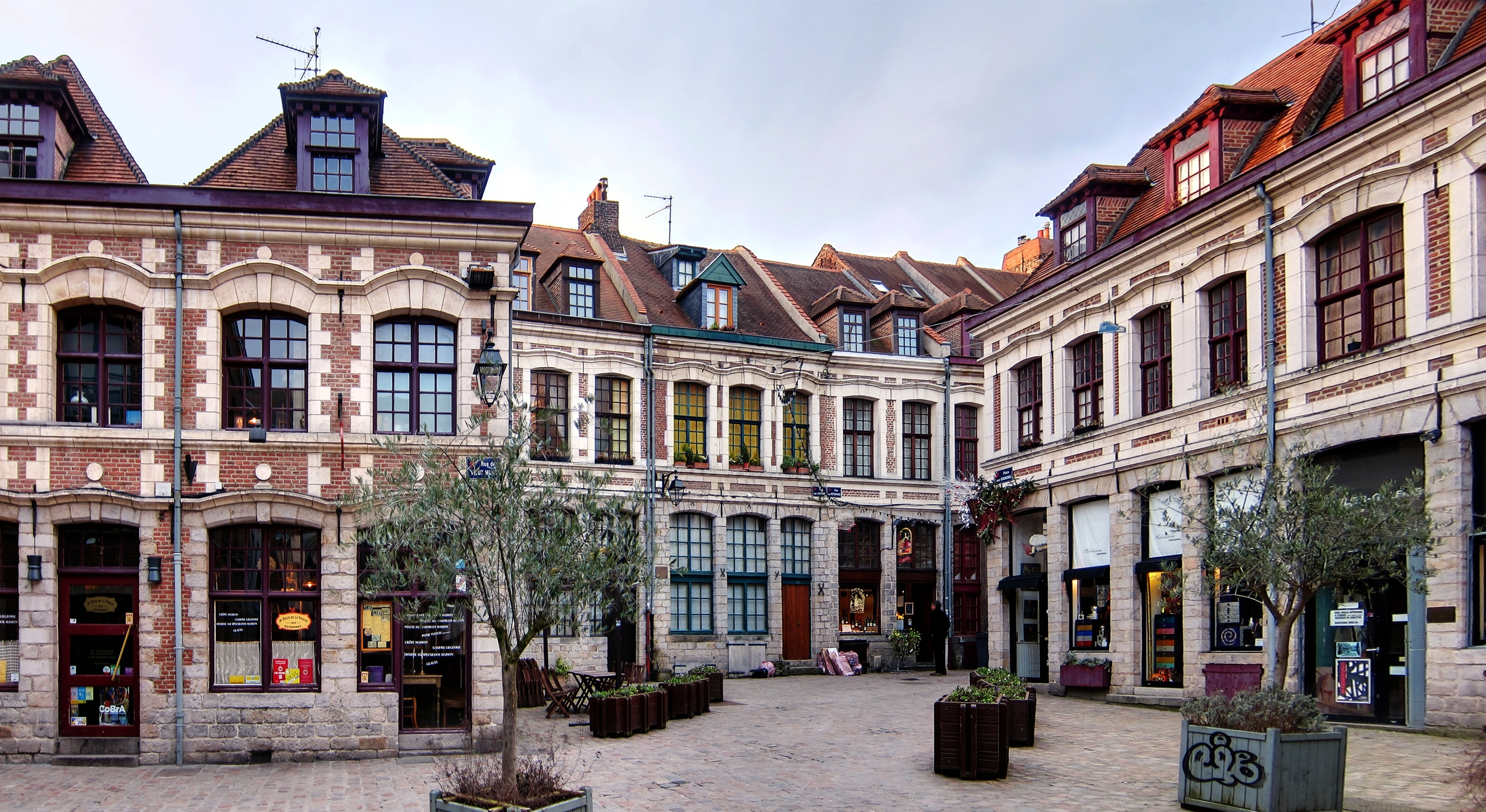 MyFrenchLife™ - guide to lille - lille vieux