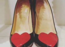 MyFrenchLife™ - MyFrenchLife.org – Shoes in France - Love heart shoes