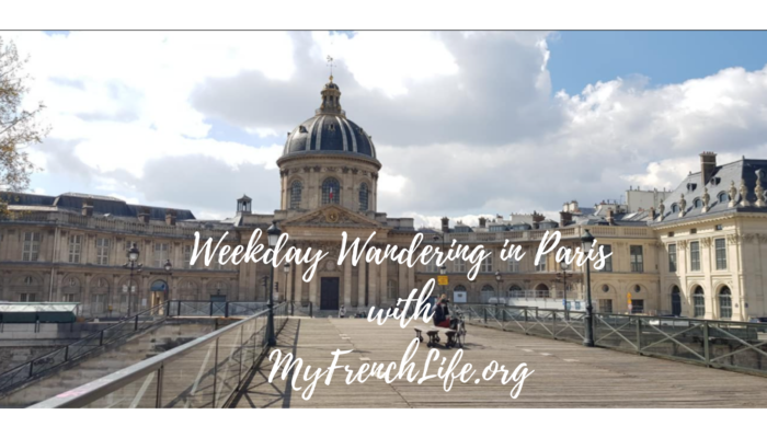 Notre-Dame et ses Œuvres: the fire plus 2 MyFrenchLife.org - Weekday Wanderings in Paris