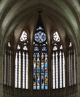 MyFrenchLife™ - French gothic cathedrals - Notre-Dame d'Amiens