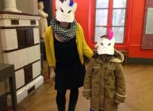 MyFrenchLife™ - Paris for kids - Balzac cat masks