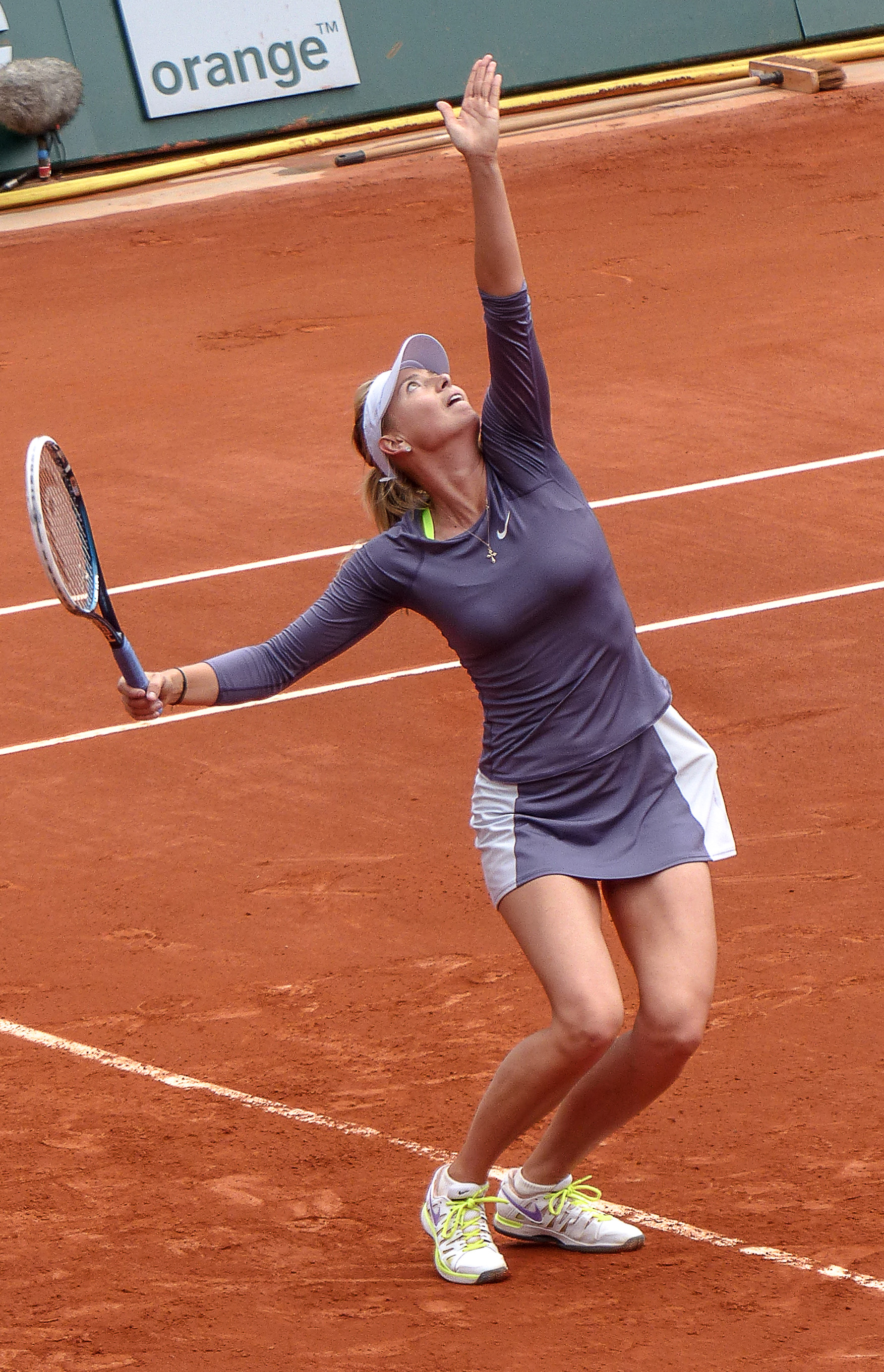 Maria Sharapova - Roland Garros: the Francophile's guide to tennis - MyFrenchLife.org