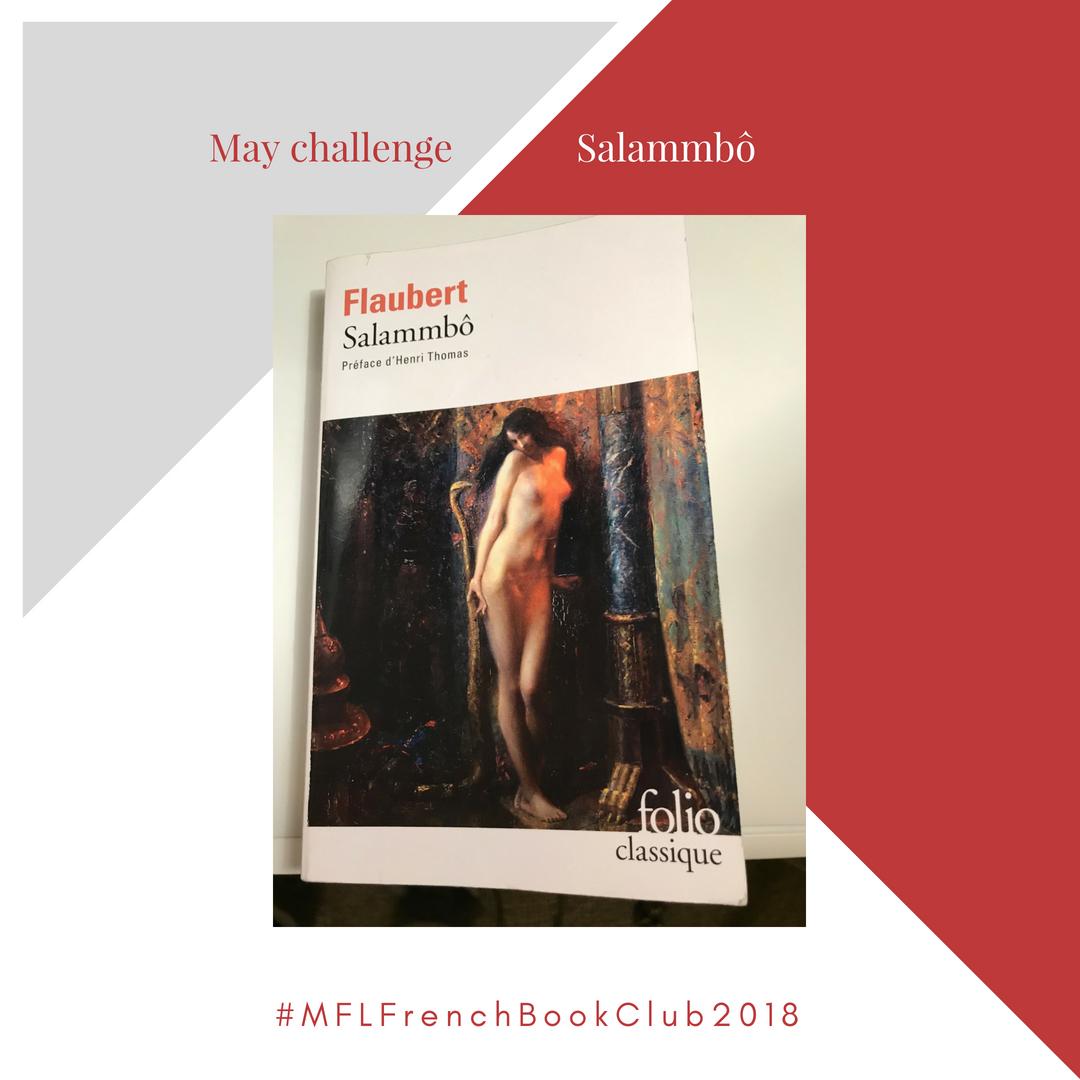 MyFrenchLife™ – MyFrenchLife.org – MyFrenchLife™ book club: May literature challenge – Gustave Flaubert, Salammbô