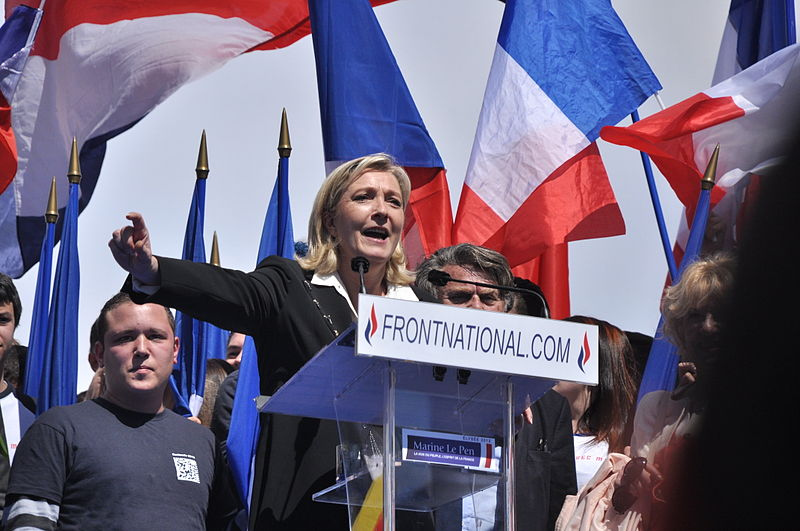 MyFrenchLife™ – MyFrenchLife.org - French Presidential election - Marine Le Pen - Front National