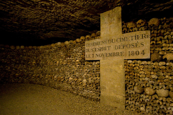 My French Life™ - Paris in June - Catacombs
