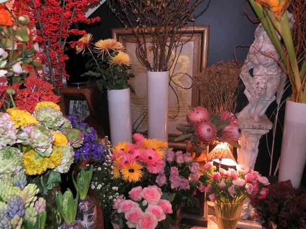 MyFrenchLife™ – Paris Mosaic - Muse - flowers - MyFrenchLife.org