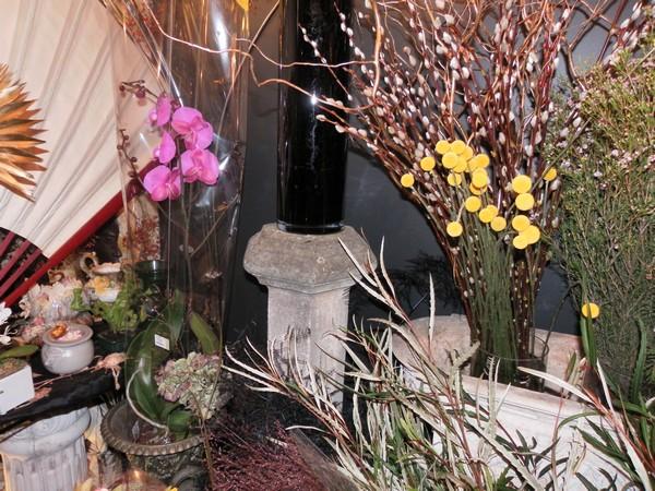 MyFrenchLife™ – Paris Mosaic - Muse - flowers 2 - MyFrenchLife.org