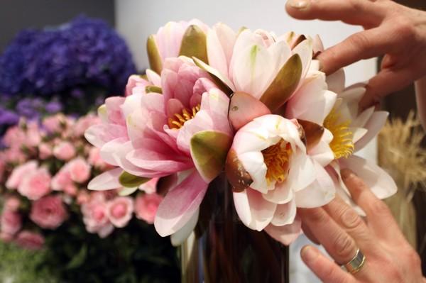 MyFrenchLife™ – MyFrenchLife.org – Paris Mosaic – Les Fleurs D'Aline - Flower Arrangement