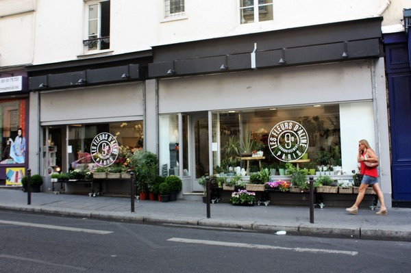 MyFrenchLife™ – MyFrenchLife.org – Paris Mosaic – Les Fleurs d'Aline - Shop Front