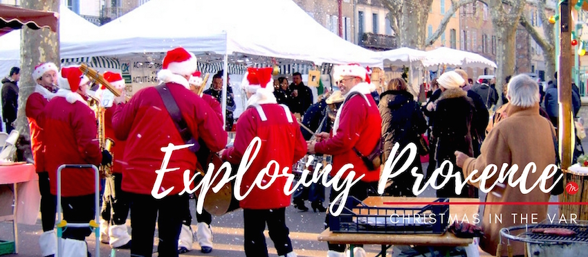 MyFrenchLife™ – MyFrenchLife.org – Exploring Provence - Jan Leishman - Christmas festivities in Les Arcs square