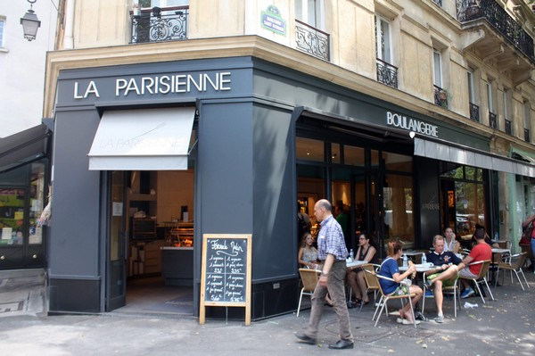 MyFrenchLife™ – MyFrenchLife.org – Paris Mosaic – La Parisienne - Front Shop