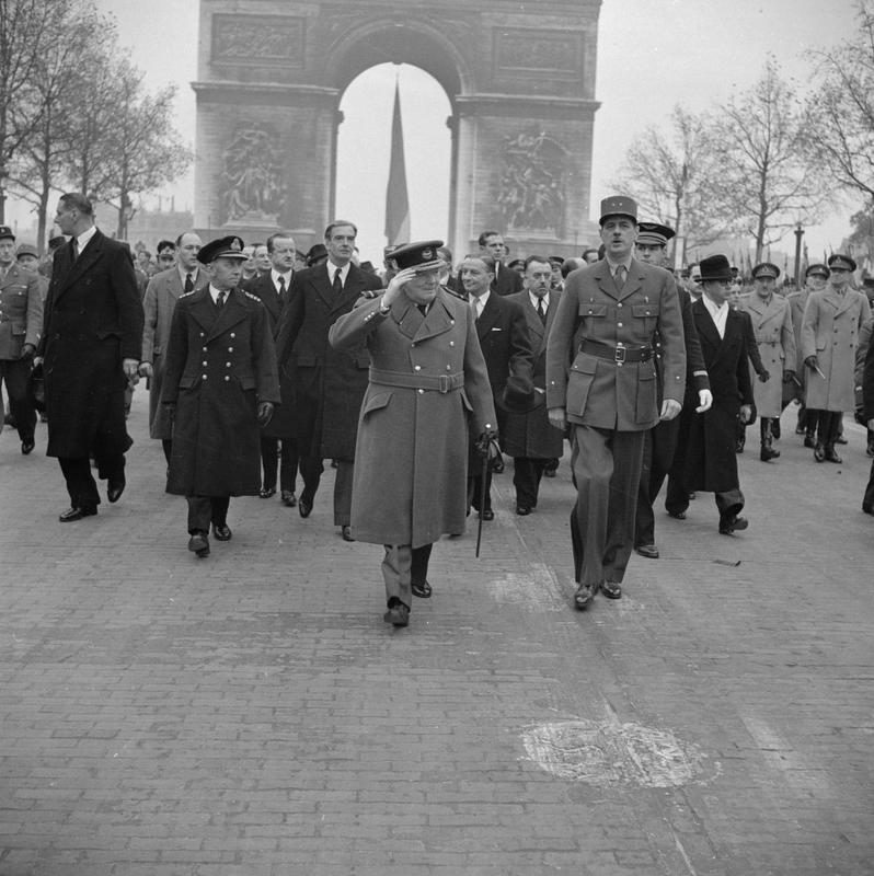 MyFrenchLife™ – MyFrenchLife.org – Paris in November – what's on - Armistice Day - Charles de Gaulle