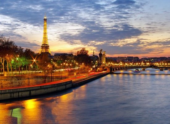 MyFrenchLife™ – MyFrenchLife.org – Paris in November – what's on - Paris Sunset