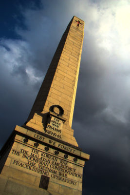 MyFrenchLife™ – MyFrenchLife.org - Great War - Hobart War Memorial Cenotaph