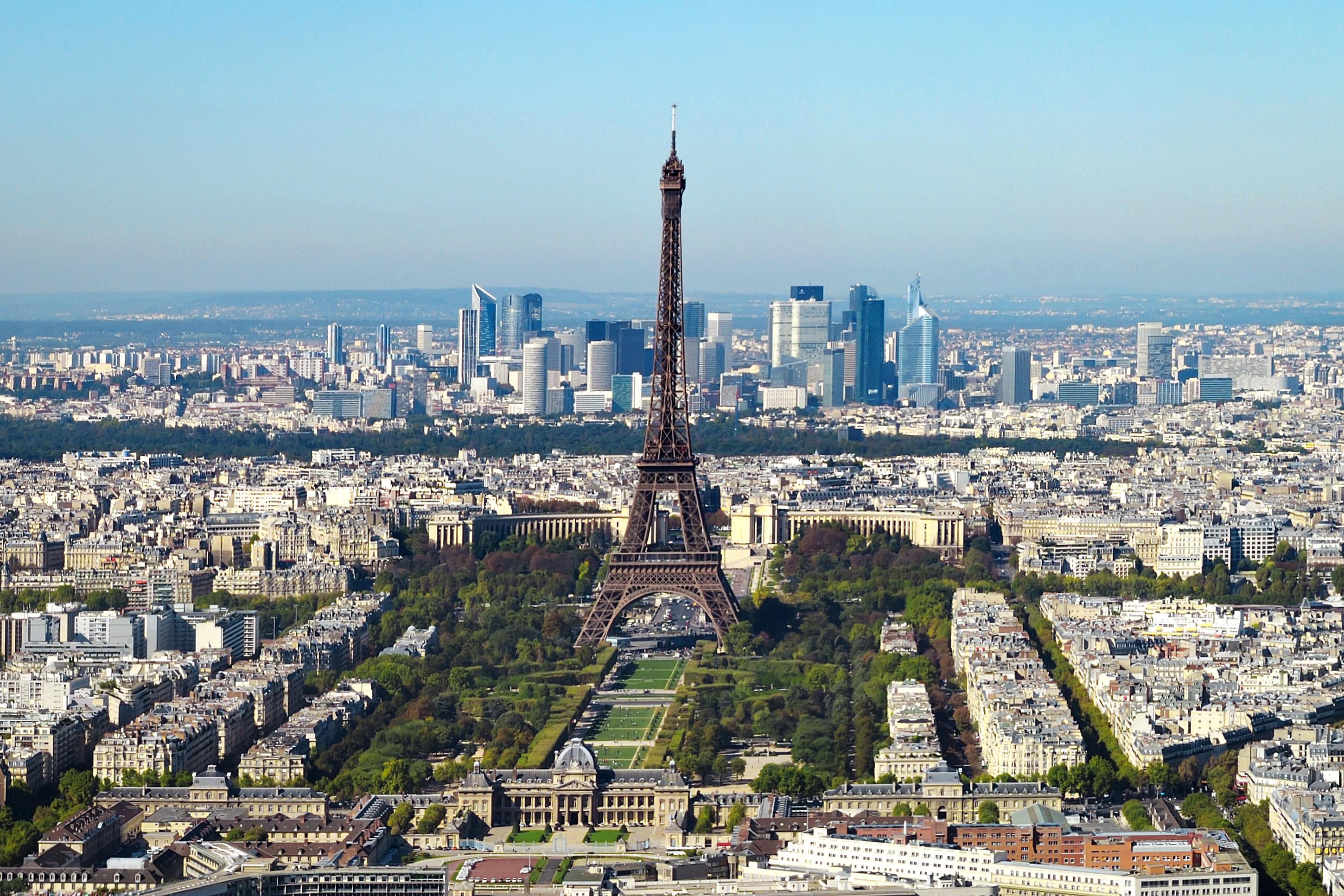 MyFrenchLife™ – MyFrenchLife.org - Carolyne Lee - Paris - Eiffel Tower
