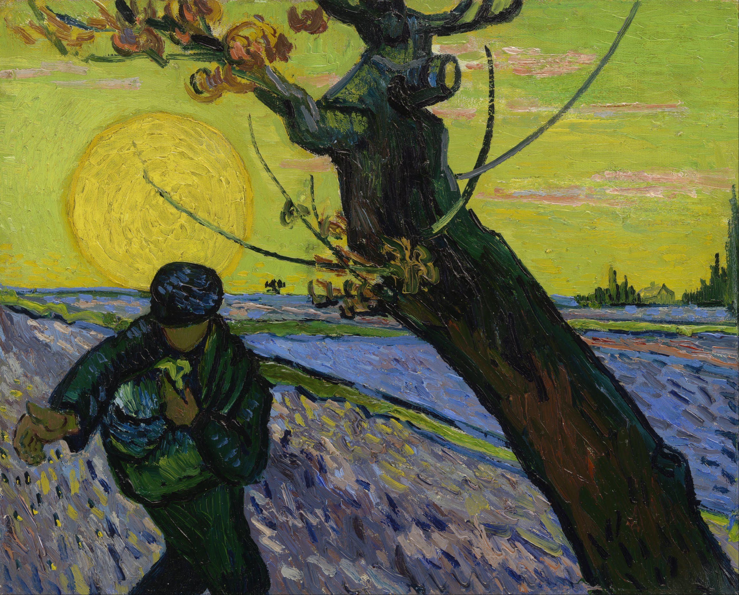 MyFrenchLife™ – MyFrenchLife.org - Paris in March - 2017 - Paris in spring - whats on - Vincent van Gogh - The Sower - Le Semeur - Art Exhibition
