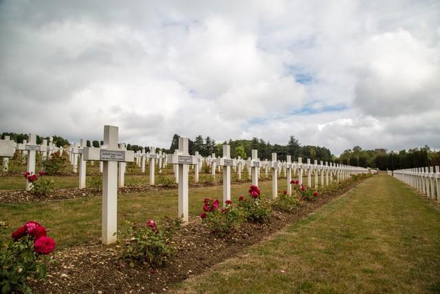 MyFrenchLife™ – Ray Johnstone – Verdun - World War I - MyFrenchLife.org
