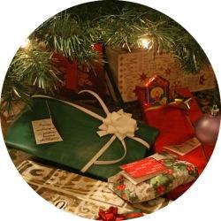 MyFrenchLife™ - christmas season - Christmas presents under the tree