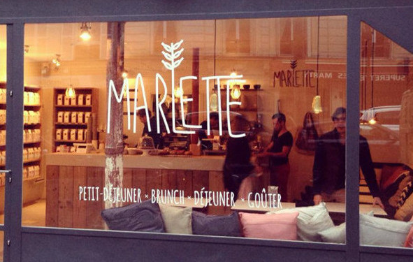 MyFrenchLife™ - Breakfast in Paris - Marlette