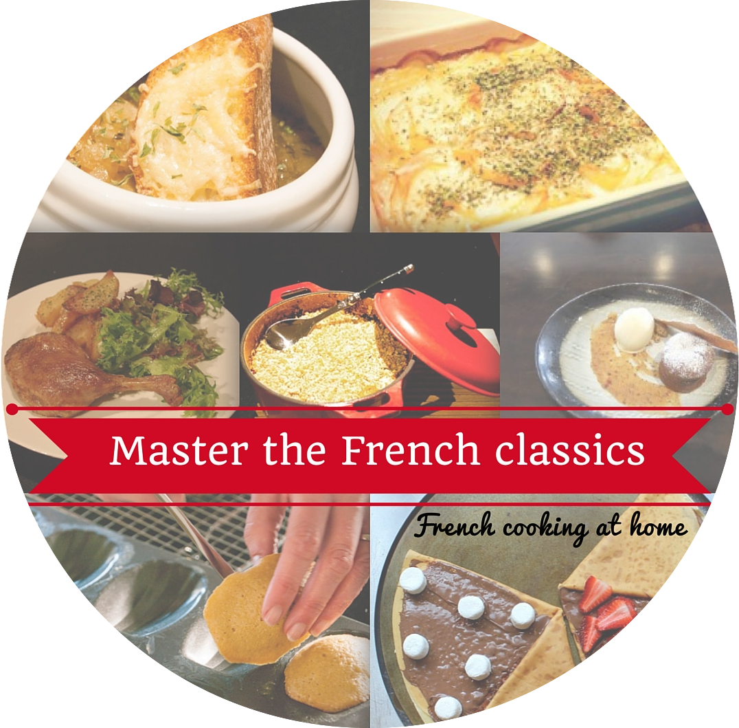 MyFrenchLife™ - Master French Classics - collage - MyFrenchLife.org