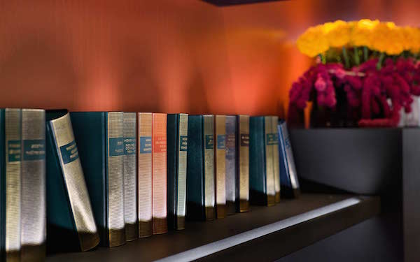 MyFrenchLife™-Literary Hotels-Le Pavillon des Lettres-room detail