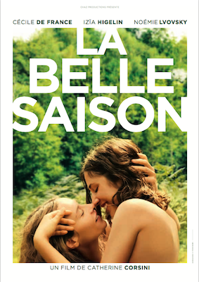 MyFrenchLife™-French film review-La Belle Saison-poster