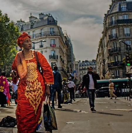 MyFrenchLife™ - MidlifeinParis Instagram - Paris Insight: Poise - 450 x 451- MyFrenchLife.org