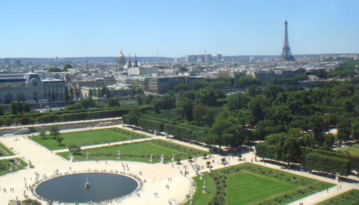 MyFrenchLife™ - MyFrenchLife.org - Beyond Paris - wine and wanderlust - the Ultimate Burgundy Guide - Tuileries Garden