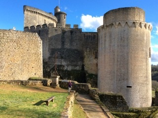 MyFrenchLife™ - MyFrenchLife.org - Exploring rural France - la France profonde - 4 must visit places – The castle at Bonaguil