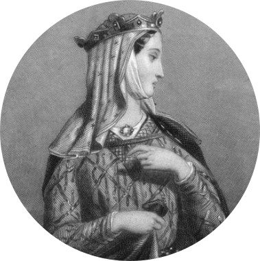 MyFrenchLife™ - MyFrenchLife.org - Eleanor-of-Aquitaine - Inspiring-Woman - portrait