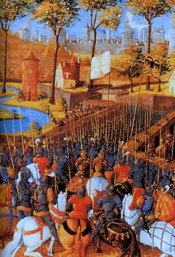 MyFrenchLife™ - MyFrenchLife.org - Eleanor-of-Aquitaine - Siege-of-Damascus
