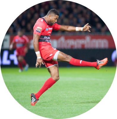 MyFrenchLife™ - MyFrenchLife.org - French rugby - rugby in France - Top 14 - Pro D2 - Delon Armitage