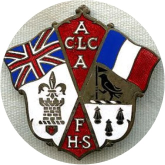 MyFrenchLife™ - MyFrenchLife.org - General Charles de Gaulle - Hadfield-Spears Coat of Arms - VE Day