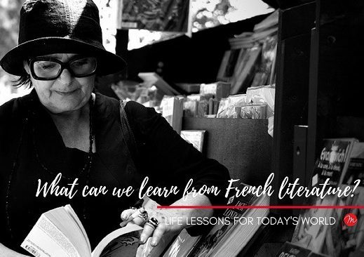 MyFrenchLife™ - MyFrenchLife.org - Life lessons French literature - Series Header