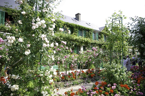 MyFrenchLife™ - MyFrenchLife.org - Monet Giverny - Monets House
