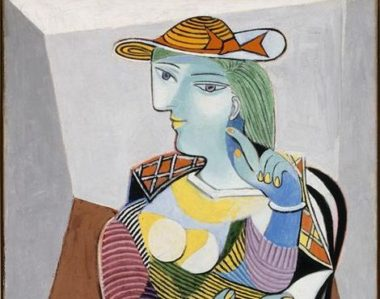 MyFrenchLife™ - MyFrenchLife.org - Musée Picasso - Portrait of Marie Thérèse