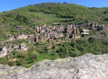 MyFrenchLife™ - MyFrenchLife.org - Ray Johnstone - Medieval village at Conques - Feature Image