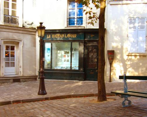 MyFrenchLife™-Picasso and Paris-Le Bateau Lavoir