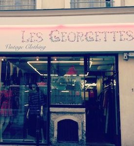 MyFrenchLife™ - Vintage Boutiques - Les Georgettes
