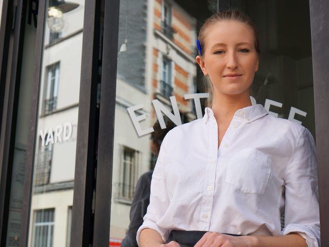 MyFrenchLife™ - eating out in Paris - Jane from Yard - http://www.thepariskitchen.com/