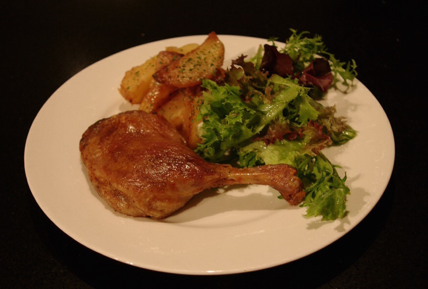 MyFrenchLife™- Master French Classics - French cooking at home - duck confit - MyFrenchLife.org