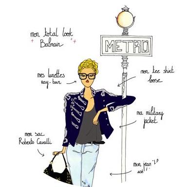 MyFrenchLife™ - fashion capital - french dressing