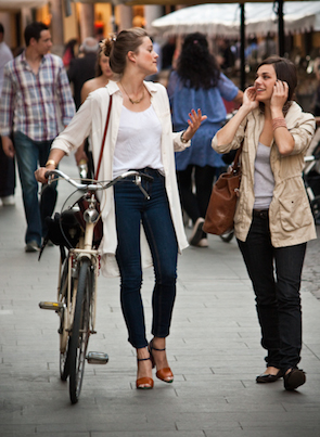 MyFrenchLife™ - Parisienne parfaite - cycle chic