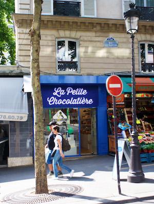 MyFrenchLife™ - Paris Mosaic - La Petite Chocolatière