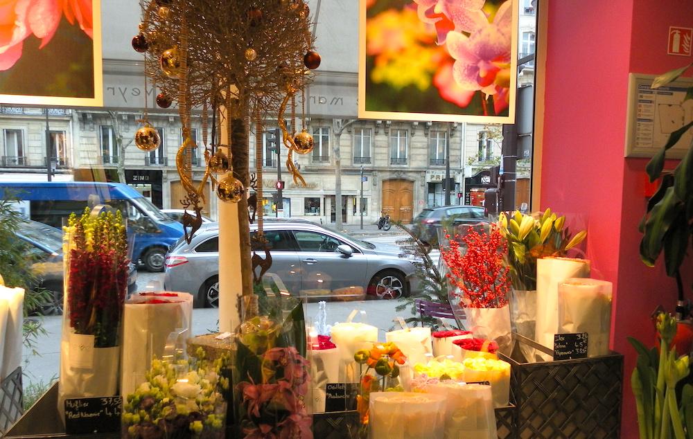 MyFrenchLife™ - florists in Paris - Rêve le Marché aux Fleurs par René Veyrat