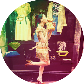 MyFrenchLife™ - Vintage Boutiques - Célia Darling